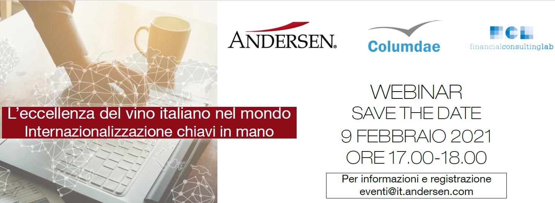 webinar 9 febbraio internazionalizzazione settore vitivinicolo
