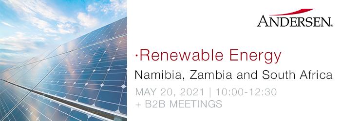 Renewable Energy - The Bridge Africa-Europe
